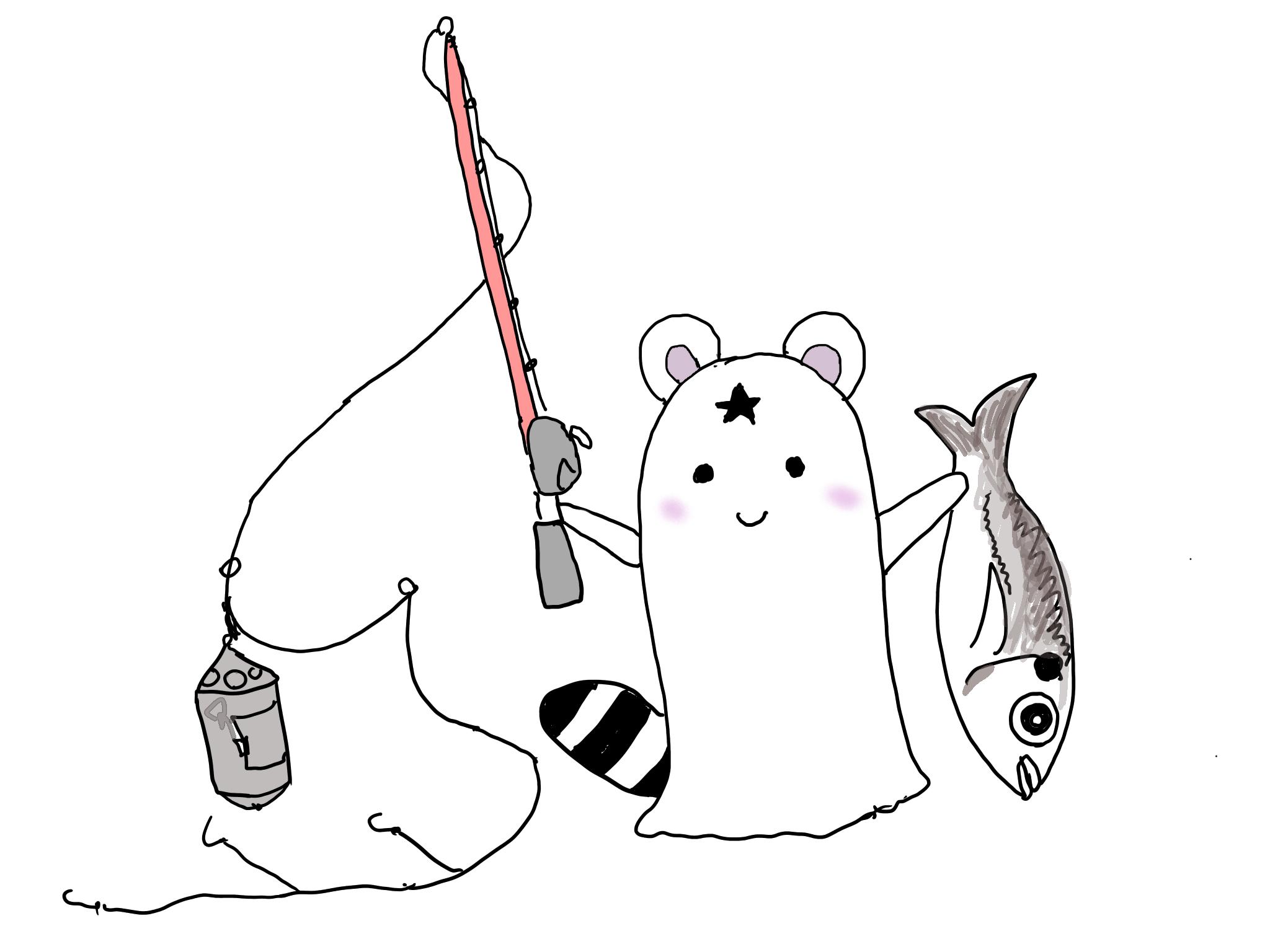 船釣りでイサキとカツオ釣れたよ!