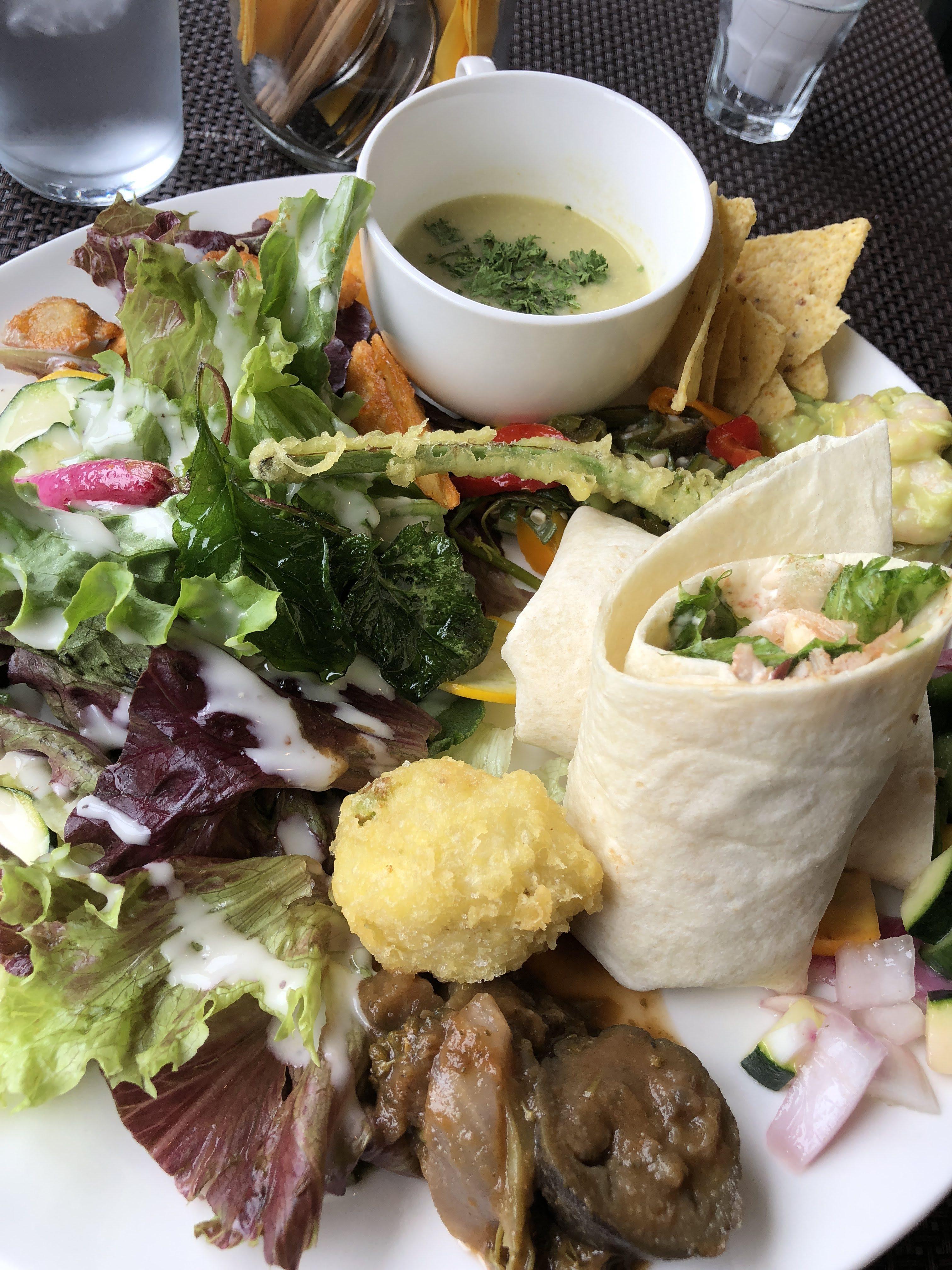 和歌山県紀の川市・カフェ「mulino」(ムリーノ)☆世界を旅する料理「メキシコ」