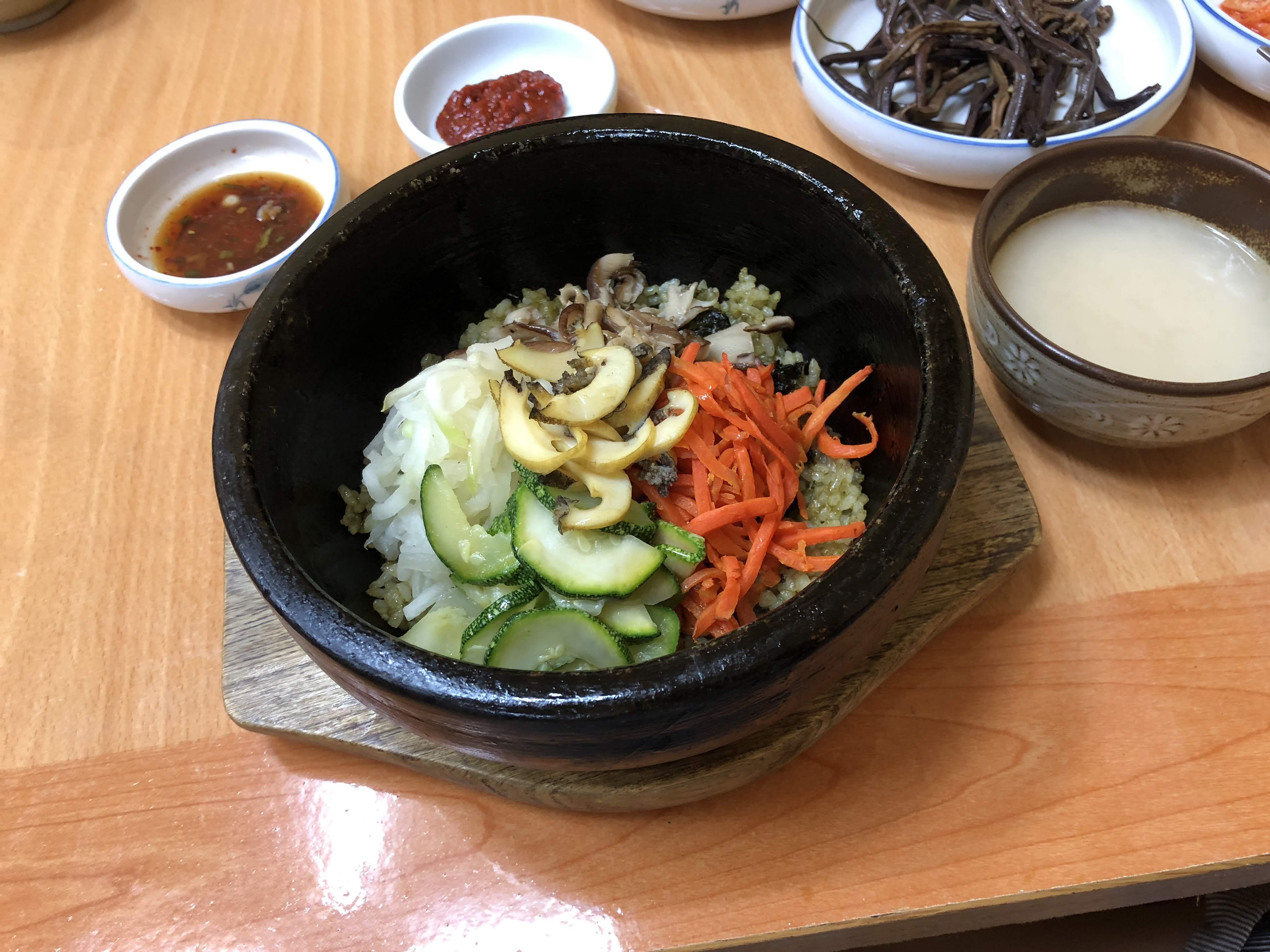 ルックJTB☆済州島3日間の食事ー2