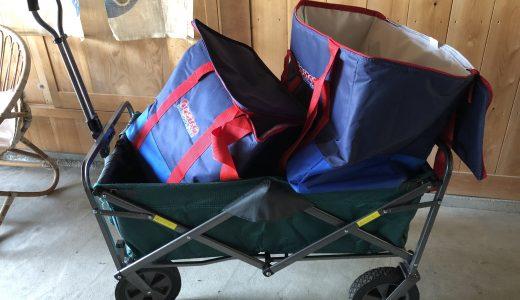 コストコでクーラーバッグを買おうとして苦労した話
