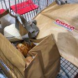 コストコのショッピングバッグは超お買い得!