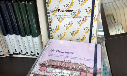 ロルバーン(Rollbahn)ノート☆丸善(堺タカシマヤ)
