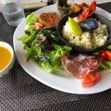 和歌山県紀の川市・カフェ「mulino」(ムリーノ)☆世界を旅する料理「スペイン」